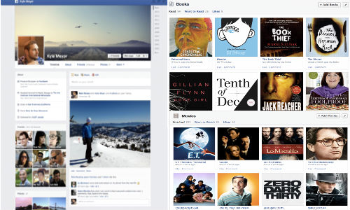 Facebook Launches One Column Timeline in India, Adds Chat Heads to iOS