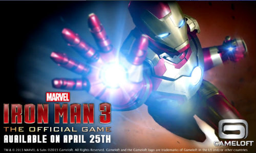 Iron Man 3 Gameplay Trailer For iOS And Android Out