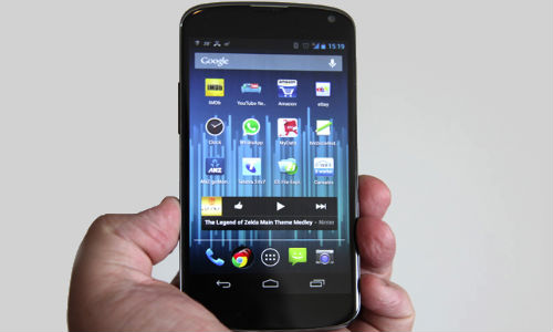 Google Nexus 4 LTE Variant With Key Lime Pie Coming At Google I/O 2013