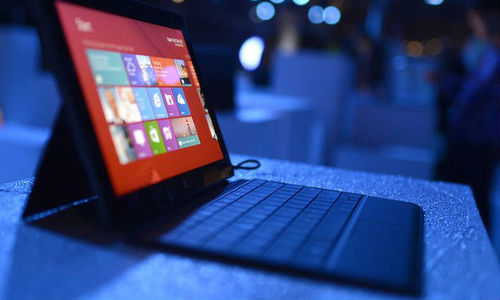 Microsoft Prepping Windows Miniature Tablet to Rival Apple iPad Mini