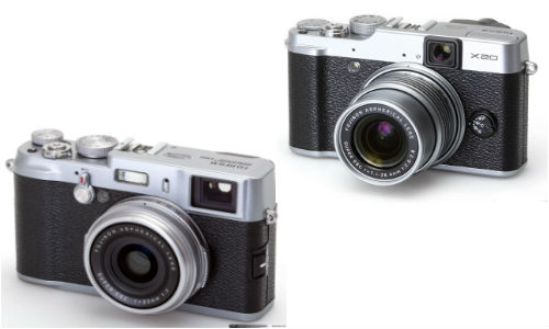 Fujfilm Launches FinePix X100S, X20 Cameras in India