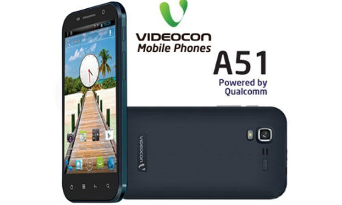 Videocon A51: First Phablet With Android ICS and Dual Core Processor