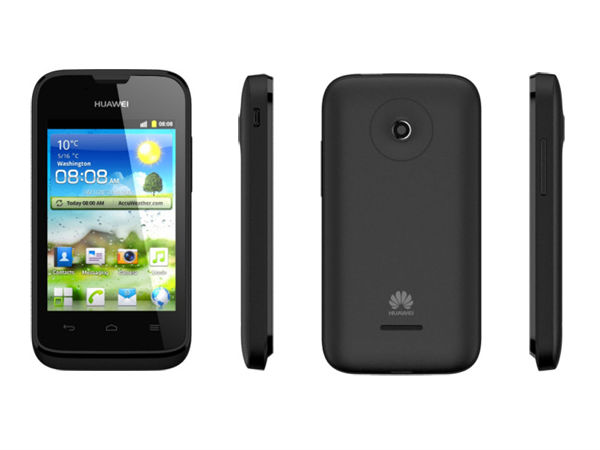 Huawei Ascend Y210D (White)