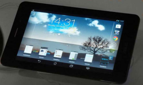 Asus FonePad Outed With 3G Voice Calling in India at Rs 15999