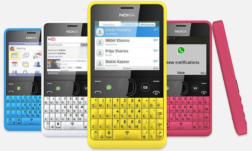 Nokia Asha 210: Dual SIM Handset Launched With Dedicated WhatsApp