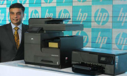 HP Launches World's Fastest Inkjet Printers Series in India