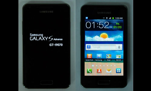 Galaxy S Advance: After Price Cut  Gets Android 4.1 Jelly Bean Upgrade