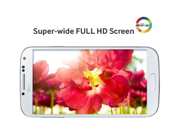 Full HD Super AMOLED Display