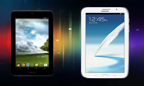Asus FonePad vs Samsung Galaxy Note 510: Which One Should You Buy?