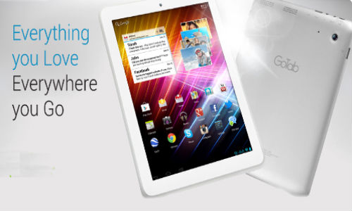 GoTab: Android Jelly Bean and Windows 8 Tablets Coming to India Soon