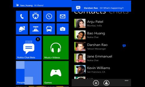 Nokia Chat Beta Messaging App Released for Lumia Smartphones