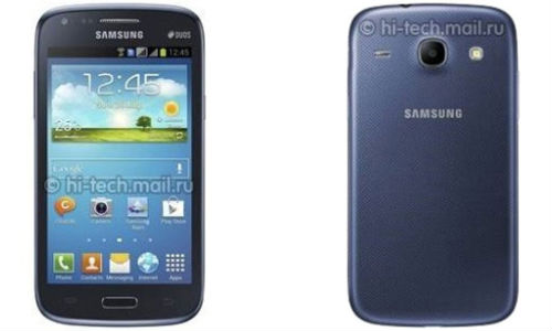 Samsung Galaxy Core: Low Priced Dual SIM Smartphone Coming Soon