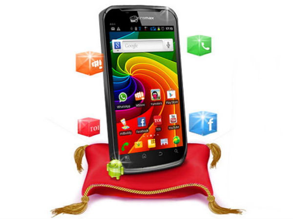 Micromax A84 Superfone Elite: