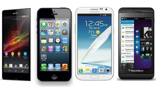 History Made As Smartphones Sell More Than Feature Phones