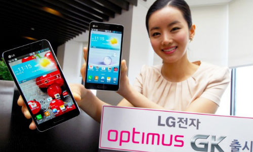 LG Optimus F5 Finally Ready To Roar While Optimus GK Lands in Korea