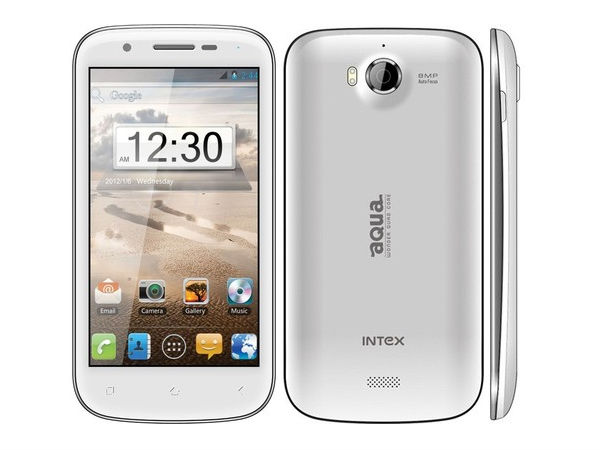 Intex Aqua Wonder Quad Core: