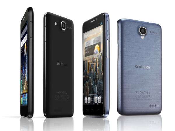 Alcatel One Touch Idol and Idol Ultra: