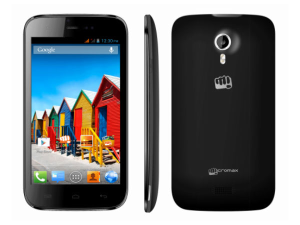 Micromax Canvas 3D 115