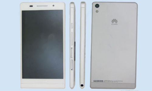 Huawei P6-UO6: World's Slimmest Handset is Set to Overtake Alcatel On