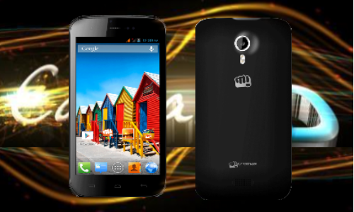 Micromax A115 Canvas 3D Launched at Rs 9,999