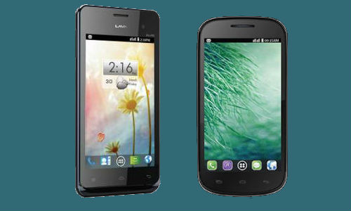 Lava Iris 405 And Iris 455 Now Official: Available on Flipkart