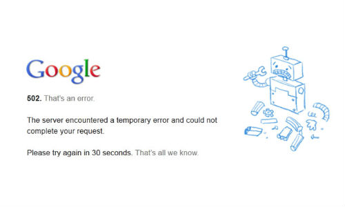 Gmail Hit By Temporary Disruption: Now Restored For Most Users