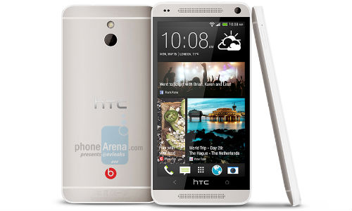 HTC M4: Mini HTC One Variant Leaks, Coming to Combat Samsung Galaxy S4