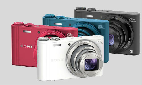 Sony Cybershot DSC-WX300: Smallest 20x Zoom Camera Launched in India