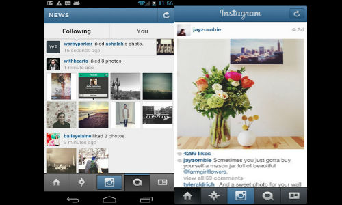 Instagram for Android and iOS Updated with Photos Of You Feature