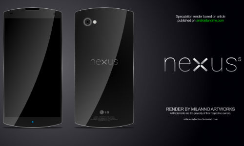 Nexus 5: LG and Google to Team Up Again?