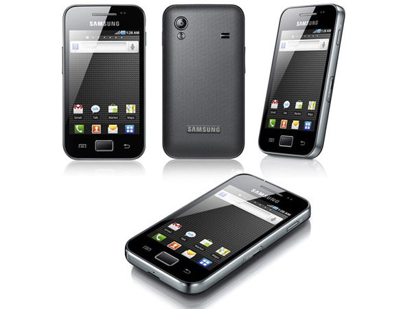 Samsung Galaxy Ace S5830: