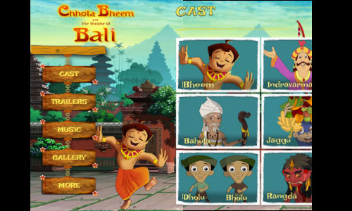 Chhota Bheem and The Throne of Bali App Released For Windows Phone