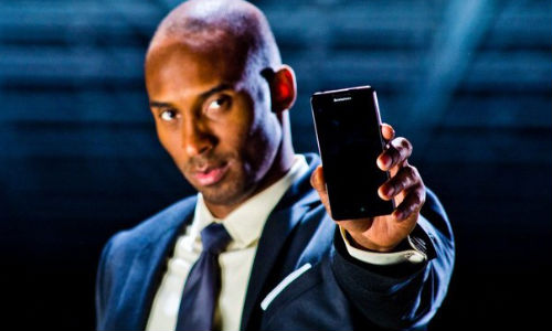 Lenovo P780: NBA Sensation Kobe Bryant to Promote 4000mAh Battery Smartphone