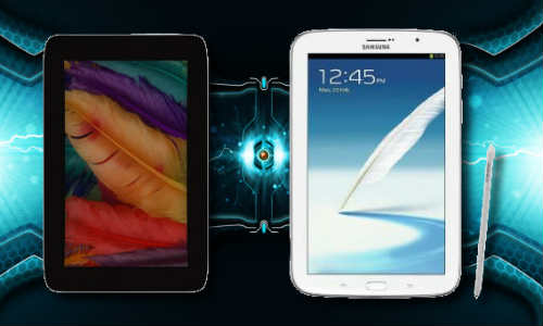 Zync Quad 10.1 vs Samsung Galaxy Note 510: Specs Comparison