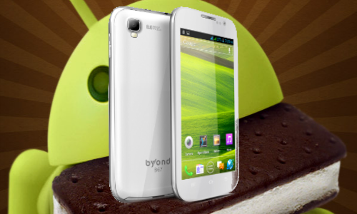 Byond B67 Launched With 5 Inch Display, Dual Core CPU at Rs 10999