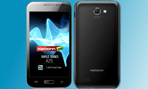 Karbonn A25: Top 5 Online Deals On 5 inch Dual SIM Phablet