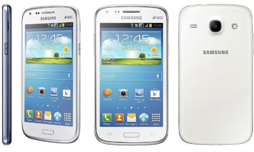 Samsung Galaxy Core: S2 Like 4.3-inch Dual SIM Handset Coming Soon