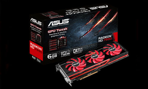 ASUS Launches Radeon HD 7990 Dual-GPU Graphics Card In India