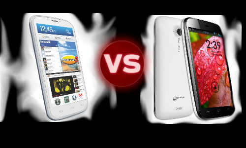 Celkon A119Q Signature HD Vs Micromax Canvas HD