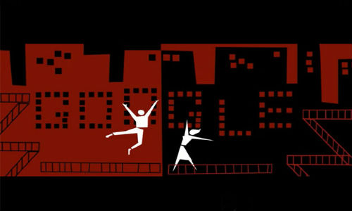 Animated Google Doodle Honors Saul Bass on his 93rd Birth Anniversary: