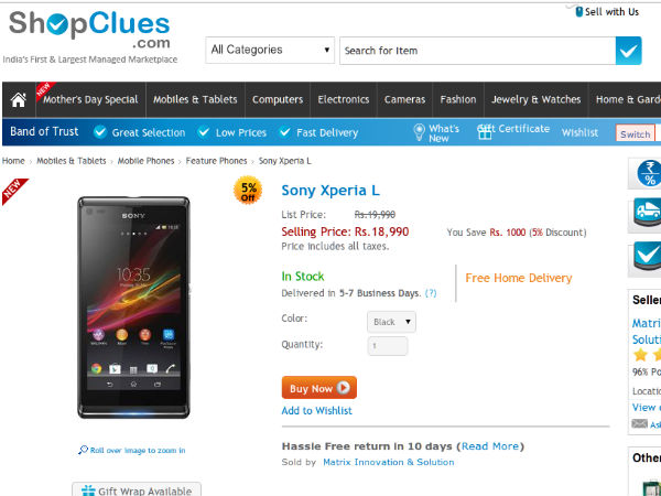 shopclues: