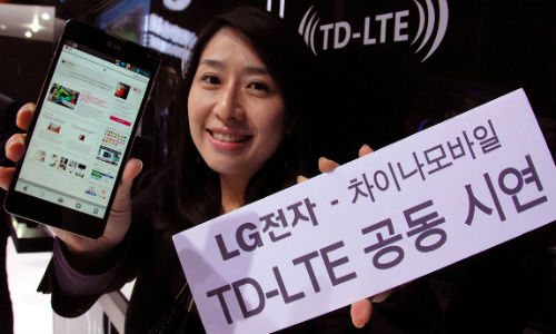 LG to Unveil LTE TDD Smartphones in India and 5 Other Countries