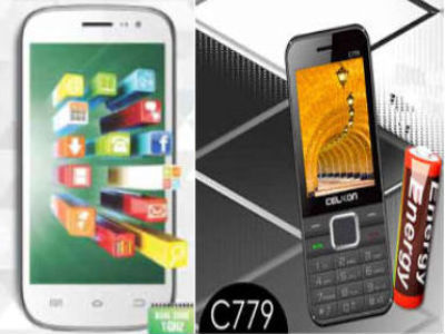 Celkon A107 Signature One and C779 Handsets Launched in India: Availab