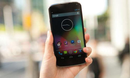 Nexus 4 Sales Halted in UK Ahead of Google I/0 2013