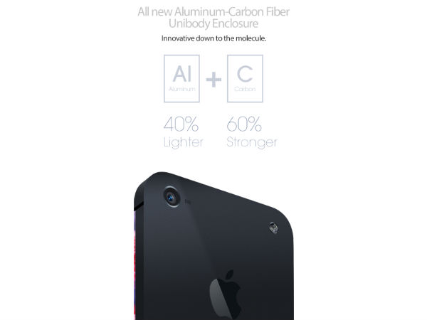 Aluminum + Carbon Enclosure