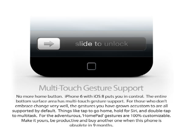 Multi-Touch Gesture Support