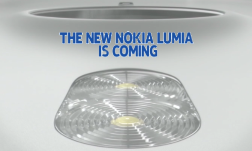 Lumia Catwalk: Nokia Outs Teaser Ad Ahead of Official Announcement
