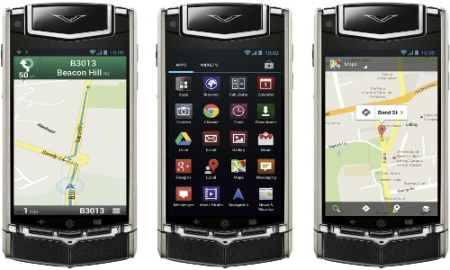 Vertu TI: Luxury Smartphone Launched in India at Rs 6 ...