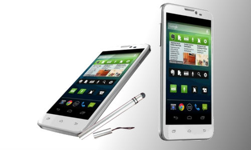 Micromax A111 Canvas Doodle With Stylus and Quad Core CPU at Rs 12999