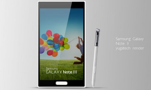 Samsung Galaxy Note 3 Rumor: 6 Inch Display Phablet Pegged for H2 2013